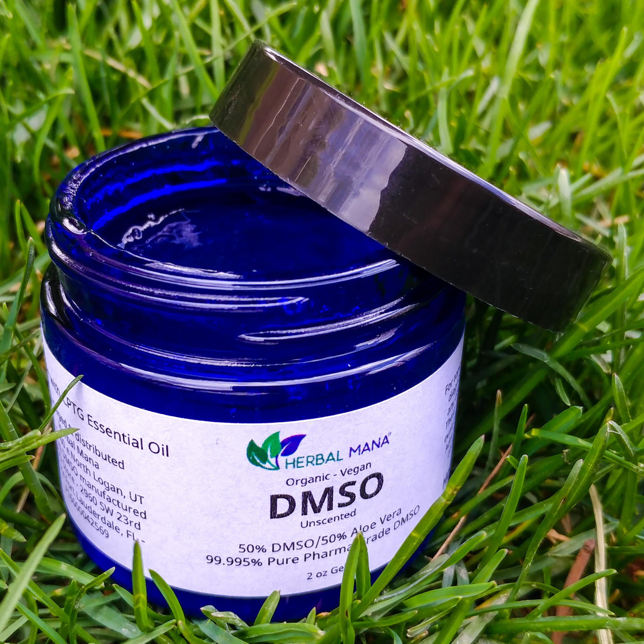 DMSO sample bottle